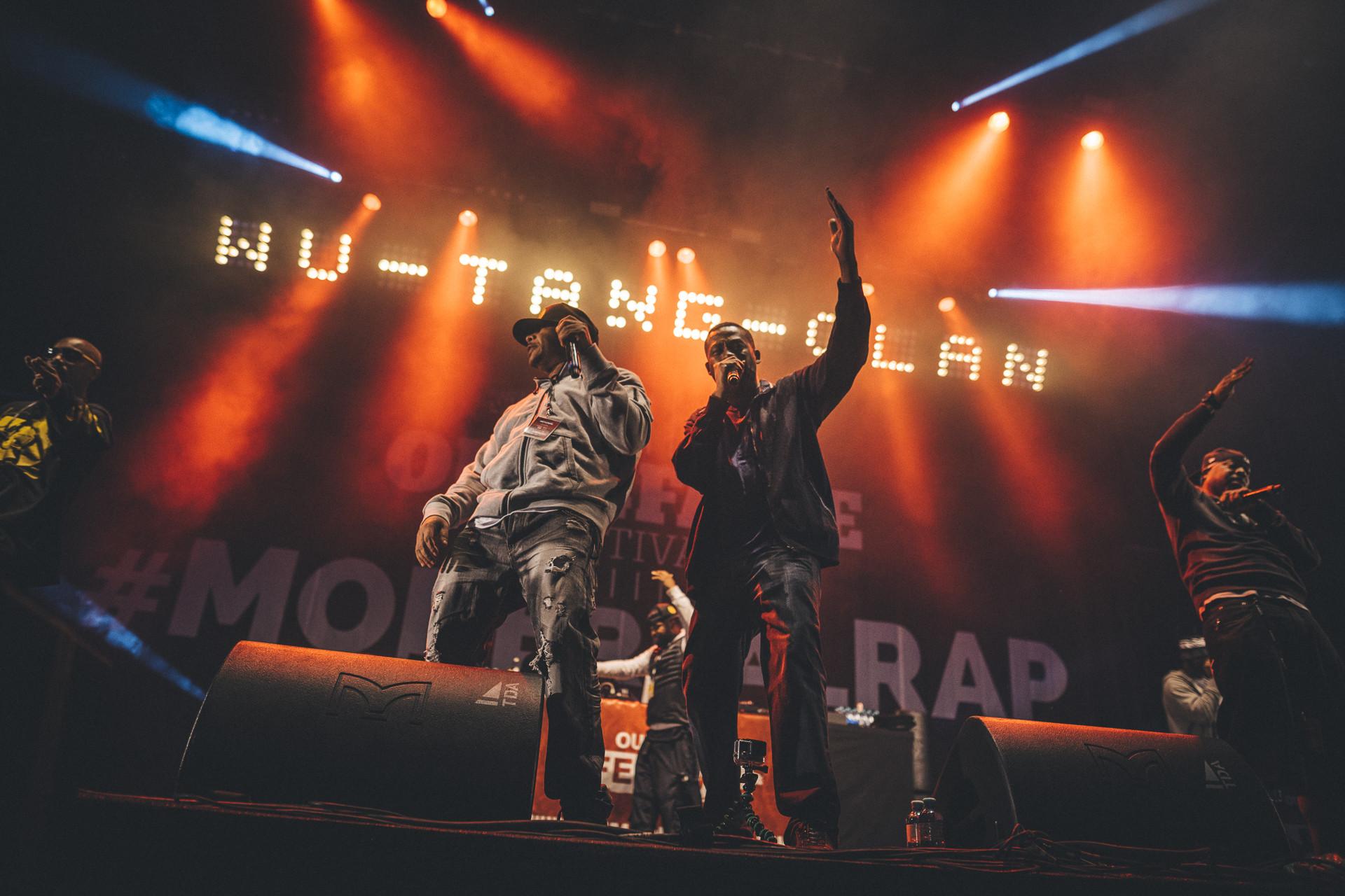 WU-Tang Clan, 2015