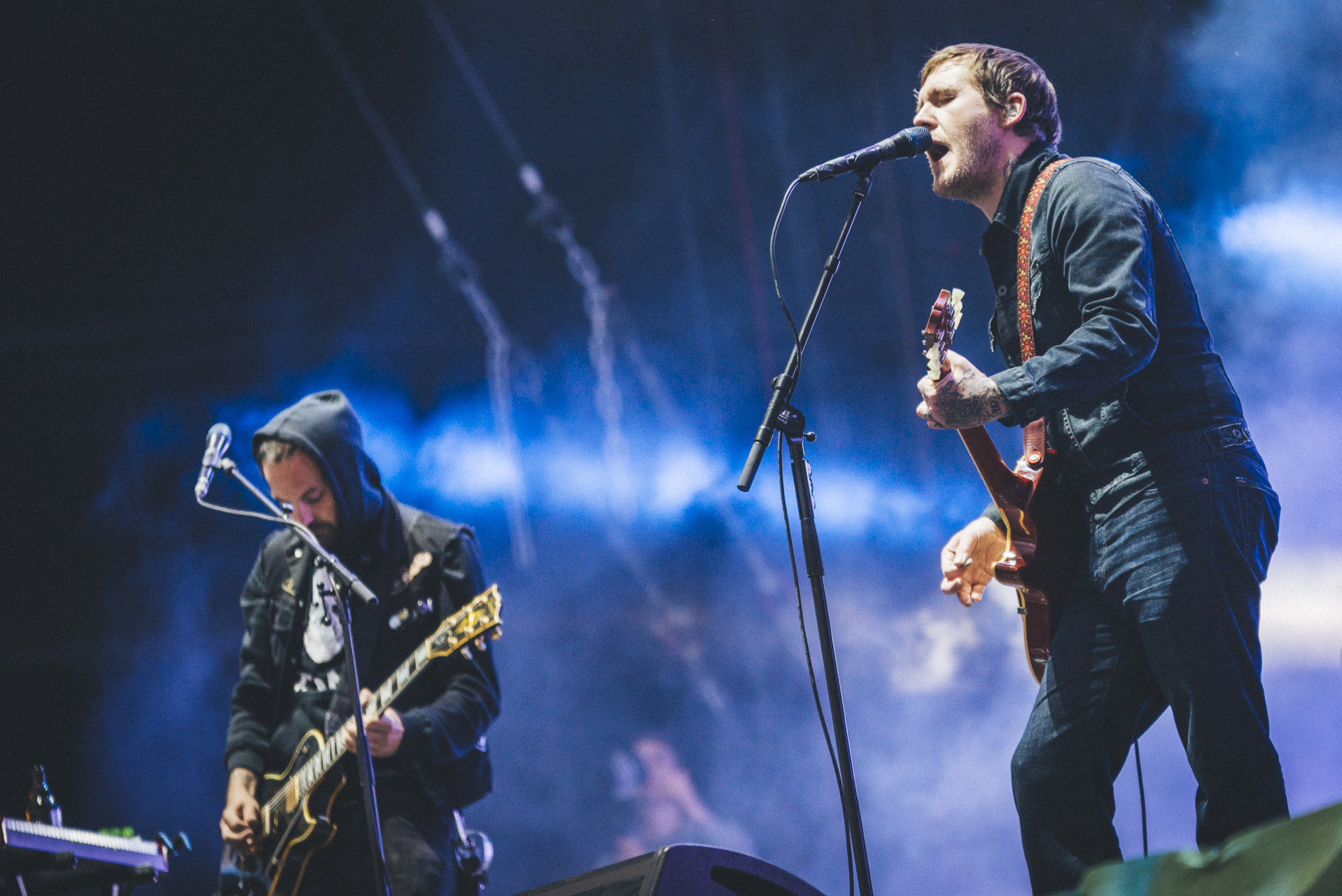 The Gaslight Anthem, 2015