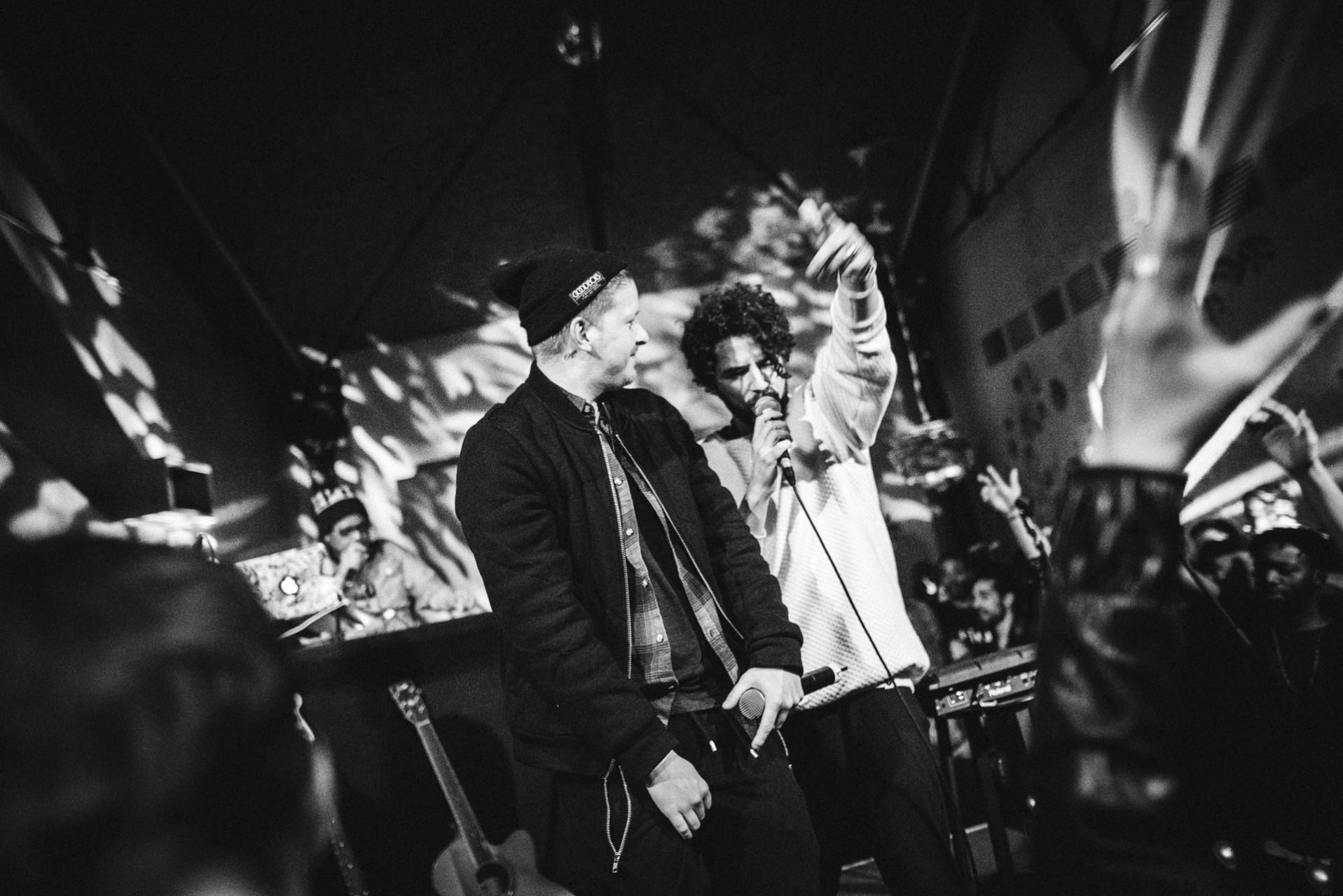 Matteo Capreoli & Nico Suave
